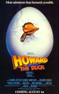하워드 덕 Howard The Duck (1986)