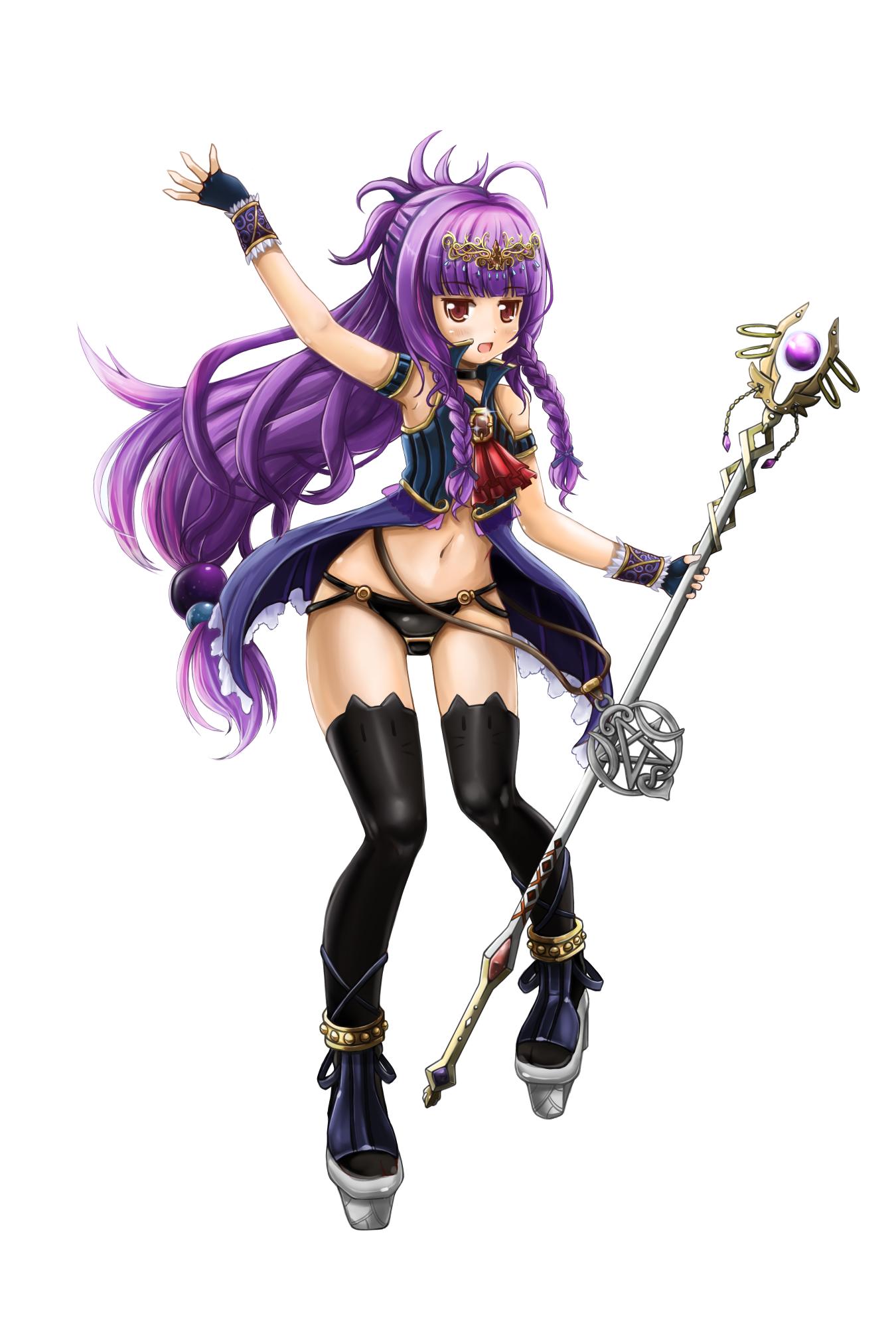 원화공부 일지 - 마법사 소녀11 (캐릭완성)(160620)