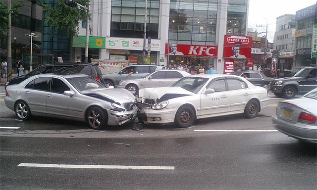 차량 사고시 알아두면 좋은 보험 상식.