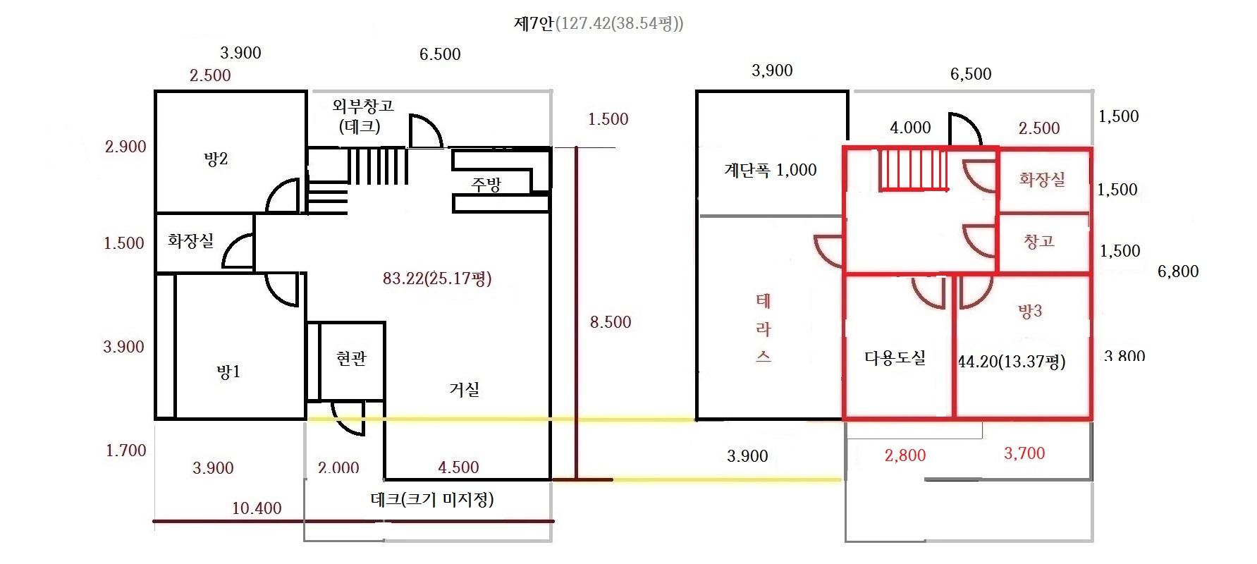 수정...(38.54평)