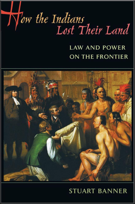 미국 독립혁명과 인디언 문제...