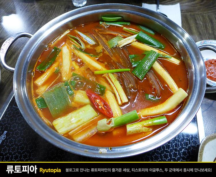 2016.7.8. 홍 & 뽕 (화양동) / 이번에는 닭도리탕..