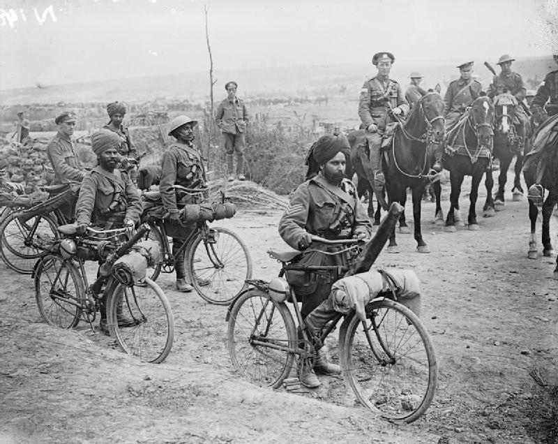 제1차세계대전과 인도...