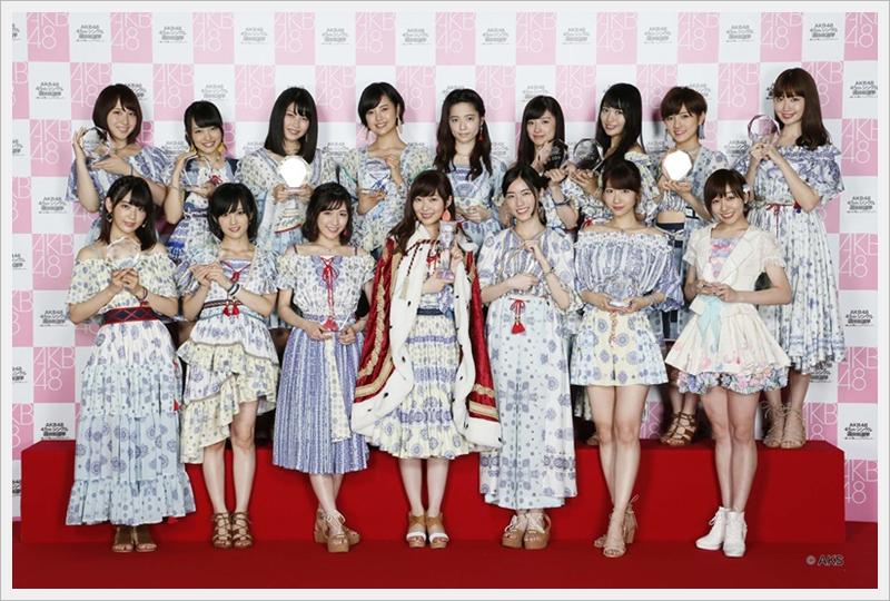 AKB48이 '27시간 TV'에 참전 - 시청자의 '사랑의 생..