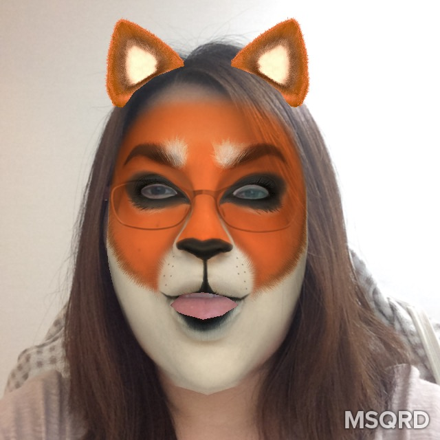 MSQRD :: 실감나는 얼굴바꾸기 어플