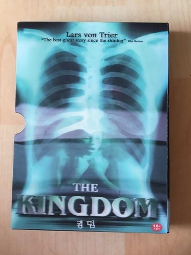 """""""킹덤"""" DVD를 입수했습니다."""