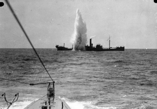 1917년 독일의 무제한 잠수함전의 논리는? ㅠ