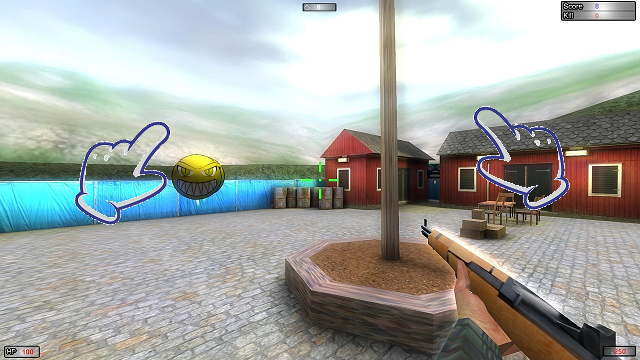 안드로이드 액션 게임 헌터 쏴 - 킬러 3D를 비추천 이유