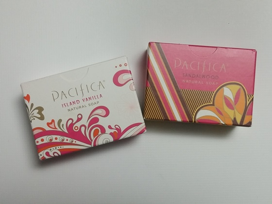 [아이허브] Pacifica Natural Soap Sandalw..
