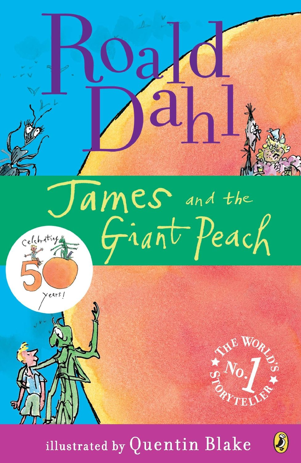"""James and the Giant Peach""를 샘 멘데스가 다.."