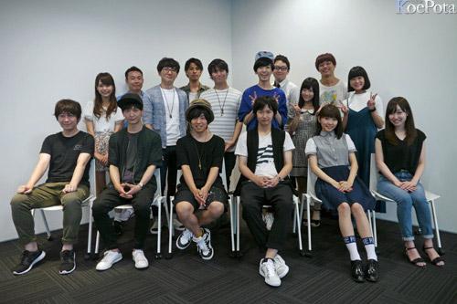 2016년 10월 신작 애니메이션 'TRICKSTER' 주요 ..