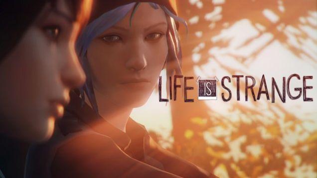 Life is strange - 시간 되감기 어드벤쳐 게임