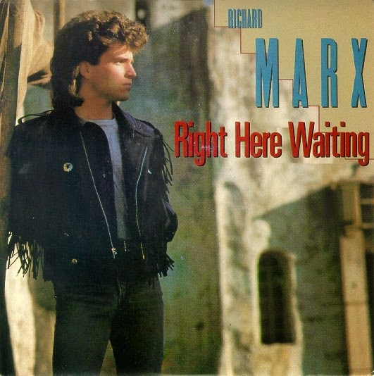 리차드 막스(Richard Marx) - Right Here Waitin..