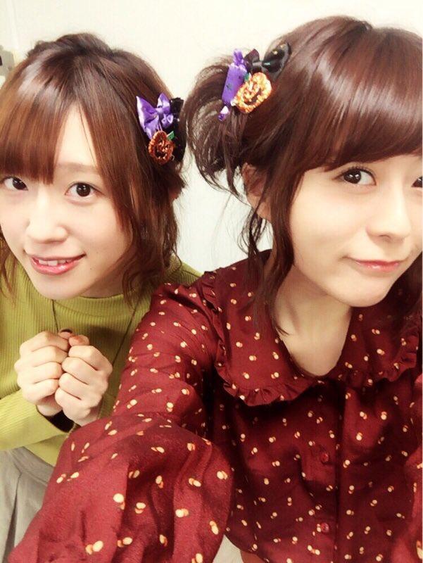 성우 타카하시 리에 & 미나세 이노리의 사진, 가쿠..