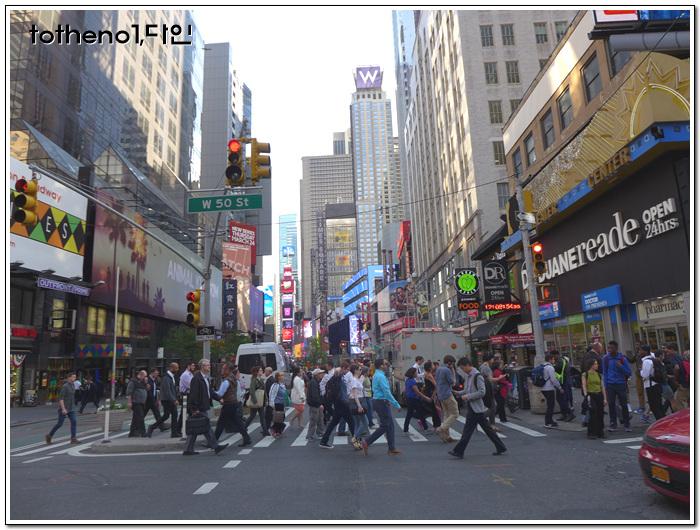 [16년 5월 미국 여행]뉴욕 거리를 설렁설렁 산책[25]