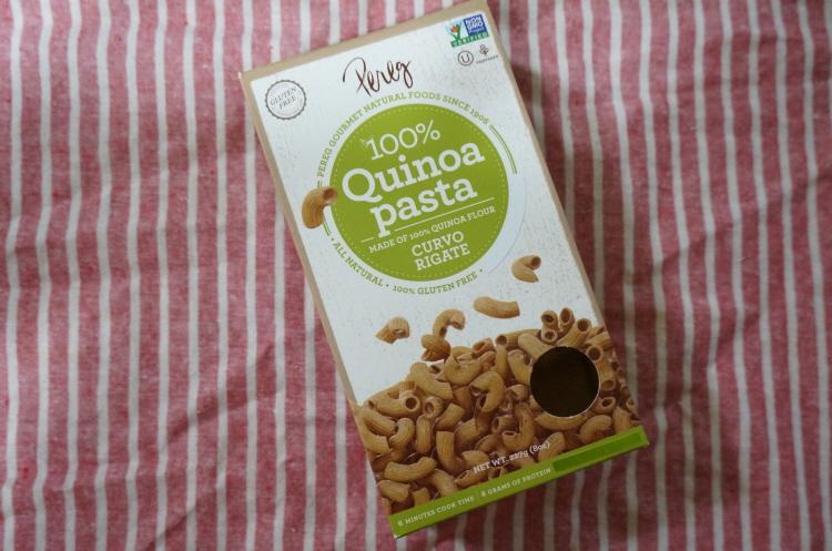 퀴노아마카로니 Curvo Rigate Quinoa pasta Q..