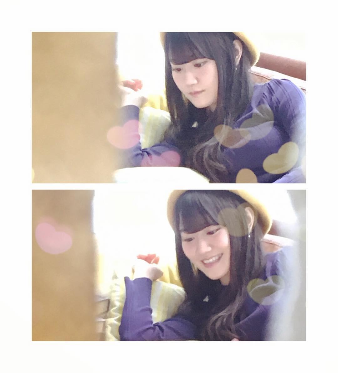 성우 오구라 유이가 자신의 인스타그램에 올린 사진