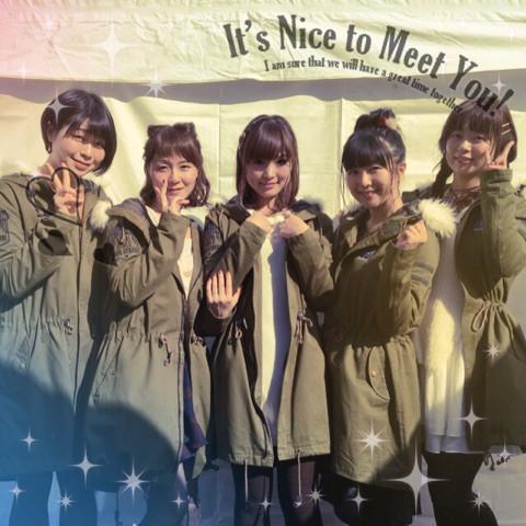 성우 나카가미 이쿠미씨의 블로그에 올라온 사진, 걸..