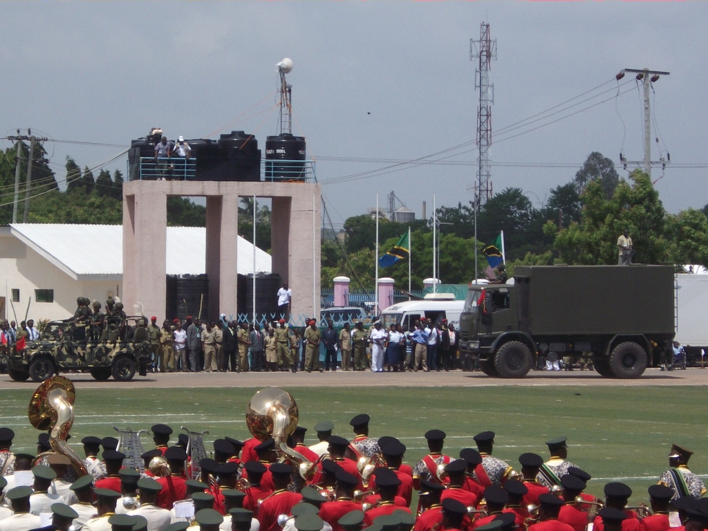 [탄자니아] 독립기념일 행사 3탄