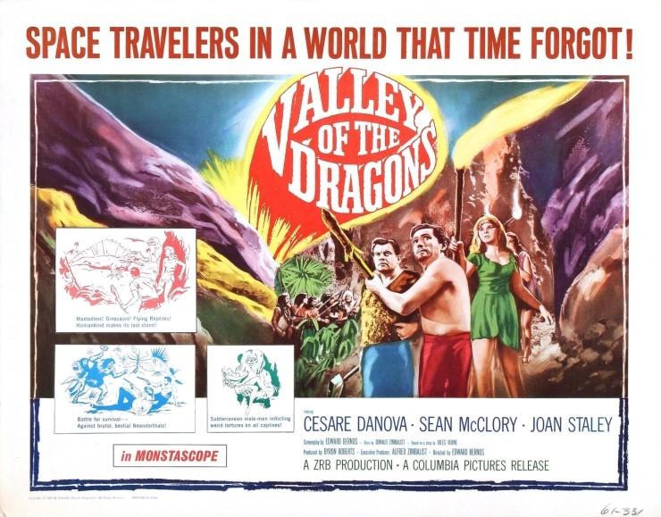 벨리 오브 드래곤즈 / Valley of the dragons (19..