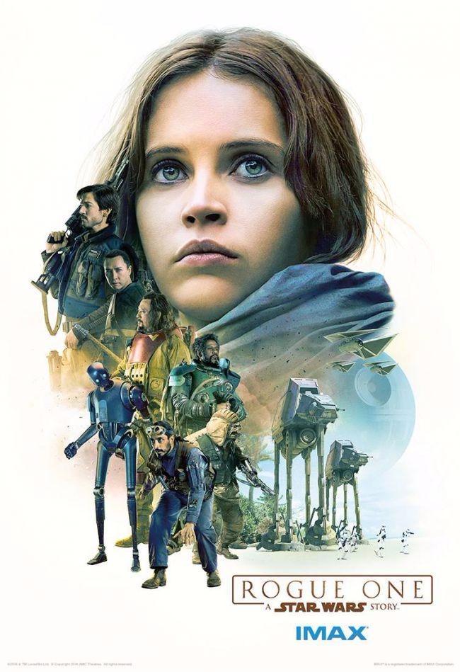 """Rogue One: A Star Wars Story"" 예고편입니다."
