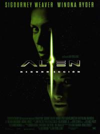 에일리언 4 Alien: Resurrection (1997)