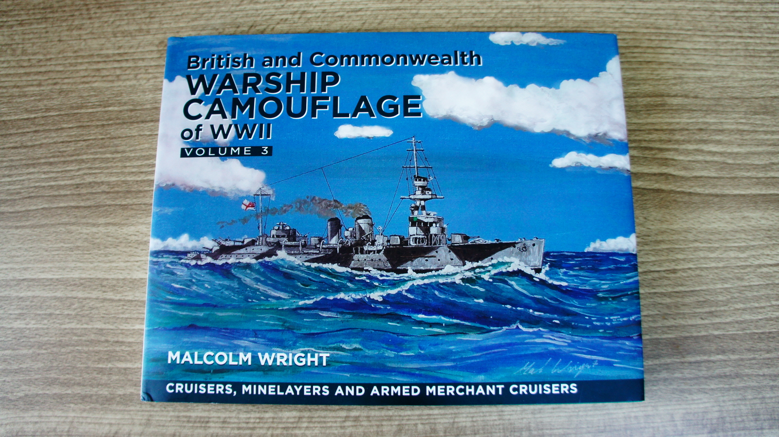 British and Commonwealth Warship Camoufl..