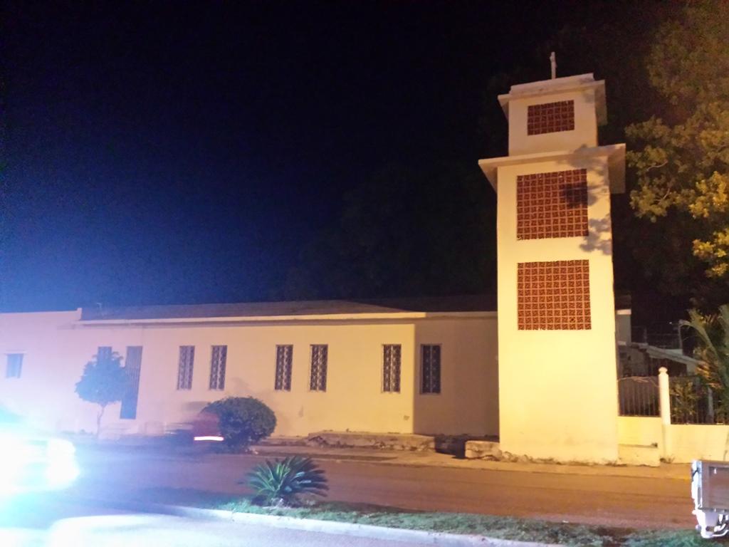 [도미니카공화국] 바라오나 시내 야경