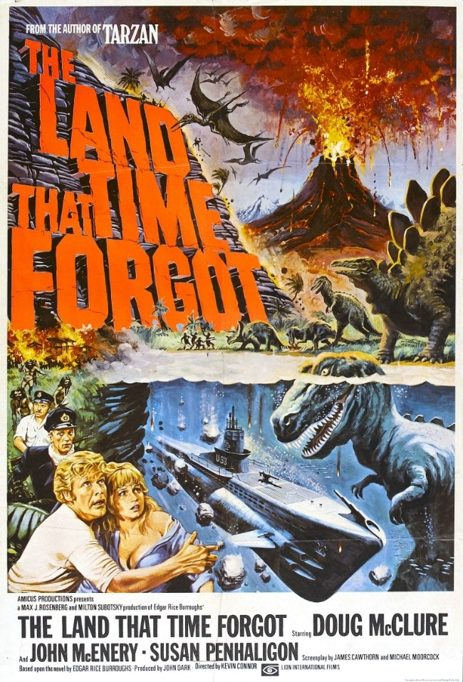 망각의 땅 / The Land That Time Forgot (1975년)