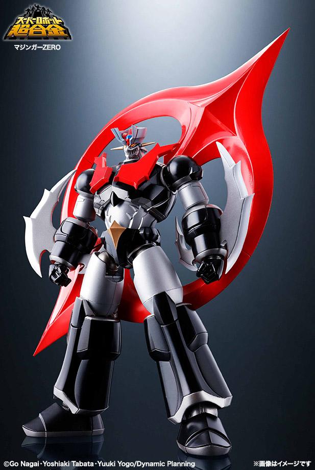 슈퍼로봇 초합금 마징가ZERO 공식 이미지