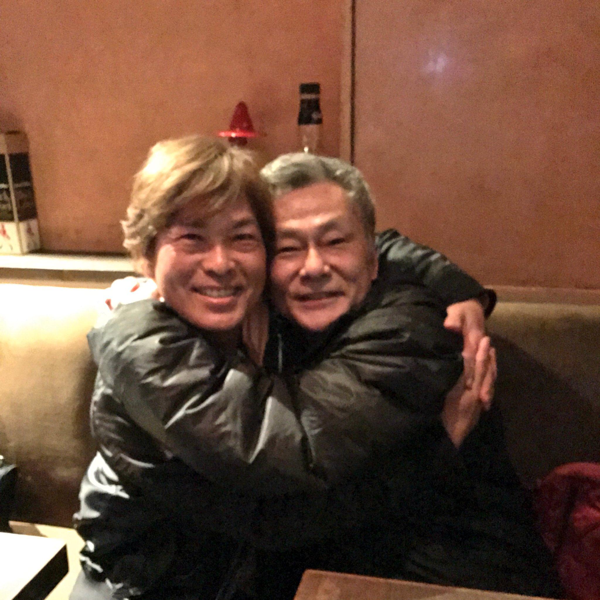 성우 후루야 토오루씨와 이케다 슈이치씨의 사진, ..