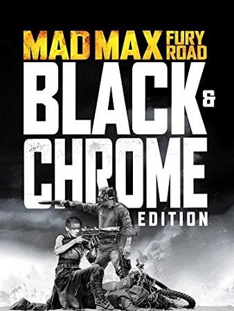 매드 맥스 분노의 도로 블랙 & 크롬 4DX - 영상미 ..