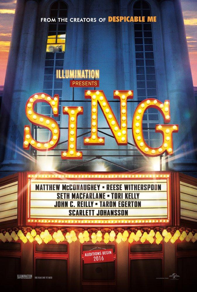 씽 (Sing, 2016)