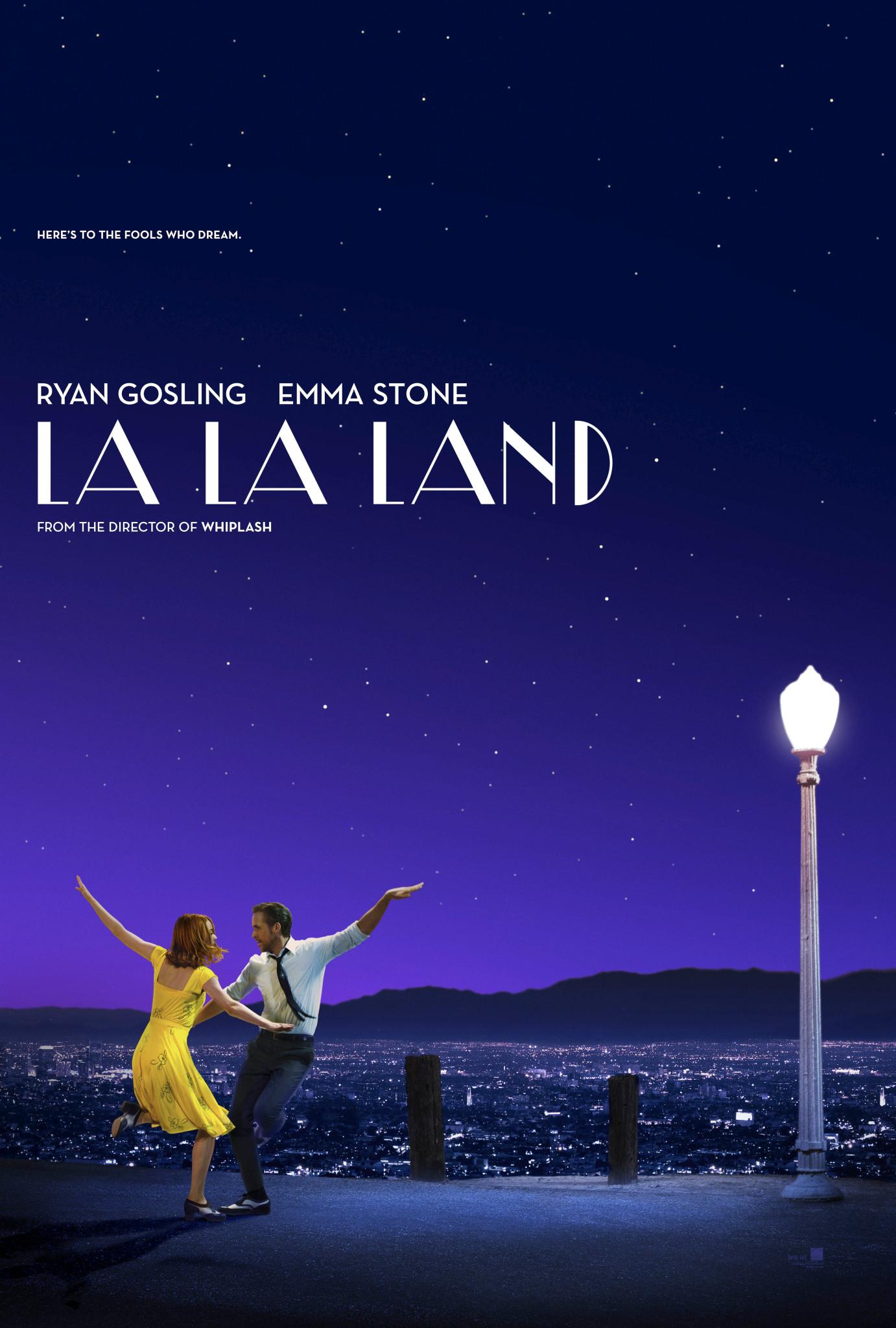 라라랜드, La La Land, 2016