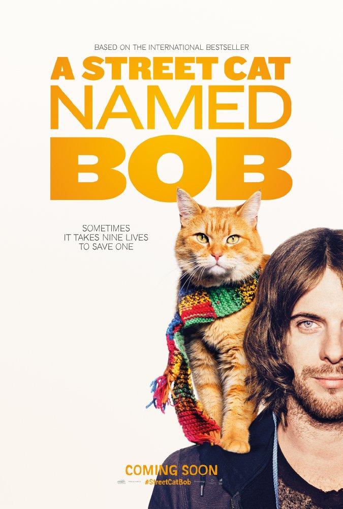 내 어깨 위 고양이, 밥 (A Street Cat Named Bob..