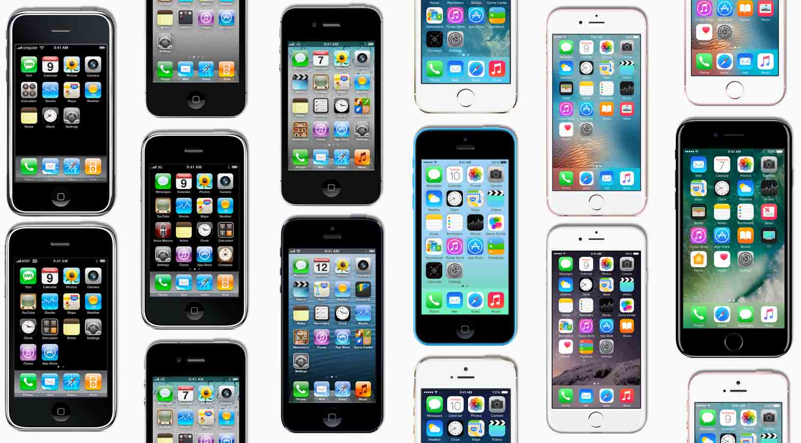 iPhone at ten: the revolution continues