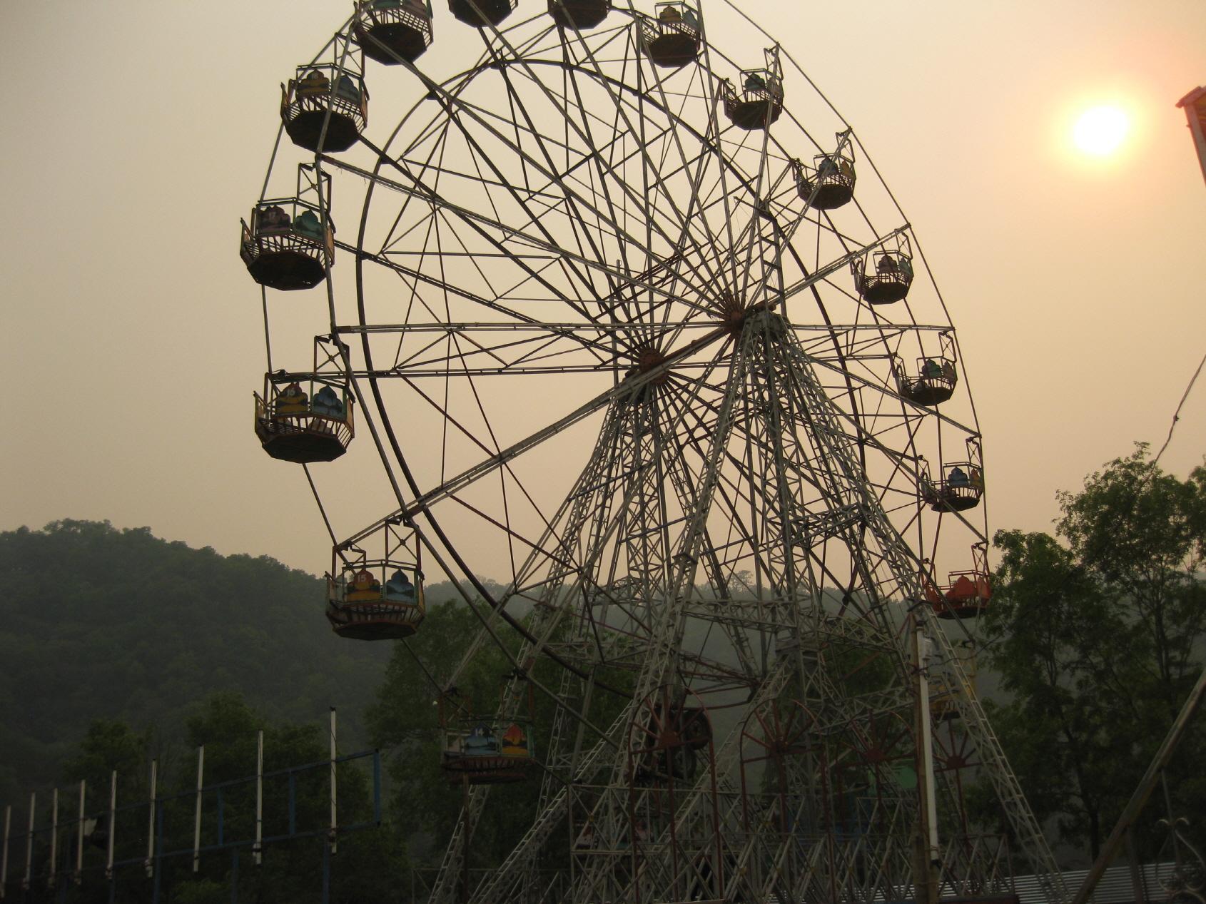 [인도네팔안다만] 48일차, 4월의 새해 축제와 공포..