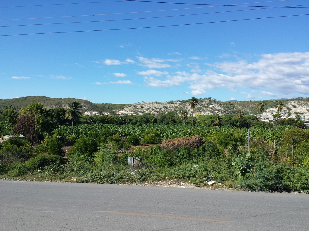 [도미니카공화국] 국경마을 아이티 밀집촌