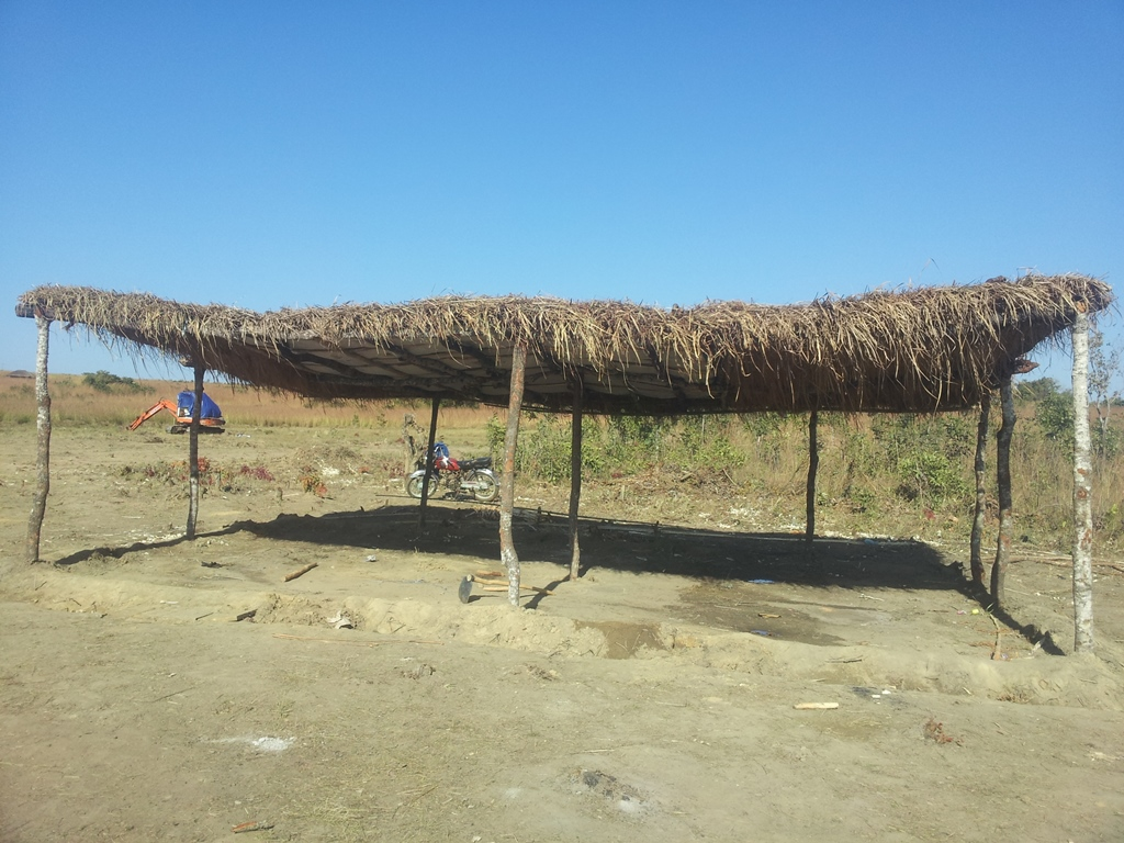 [모잠비크] 간이 휴게소 이동