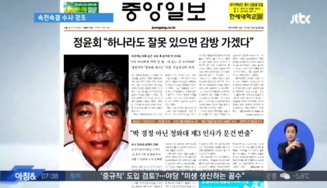 문재인, 노무현 정권의 우병우이자 김기춘