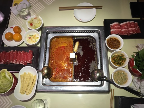 명동 하이디라오 방문기 - 훠궈를 먹으러!