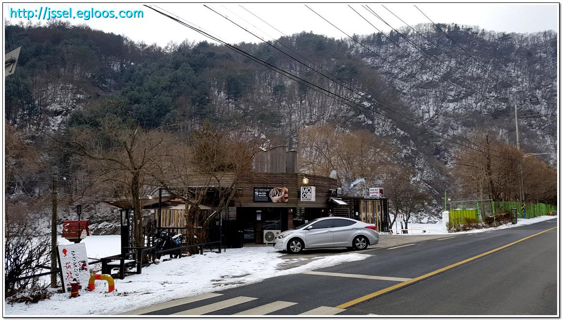 청평산장호텔 근처 'Cafe Momo'+잠실역 환승센터