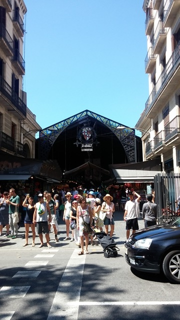 2014 스페인 여름휴가 - 바르셀로나 그 외 식당들