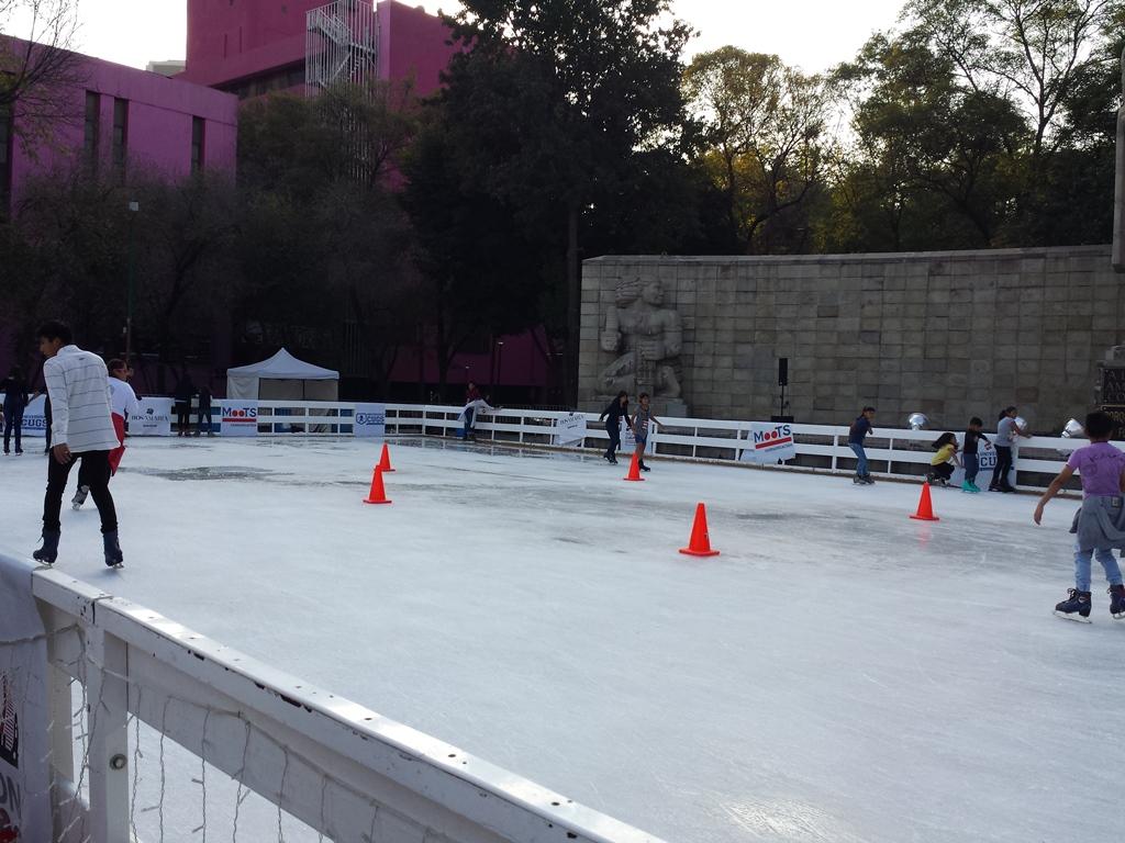 [멕시코] 스케이트장