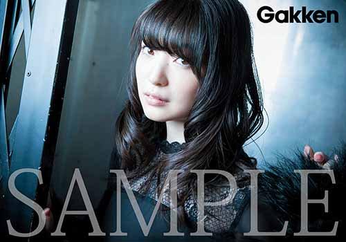 'Voice Actress CRYSTAL' 구입 특전용 사진 샘..