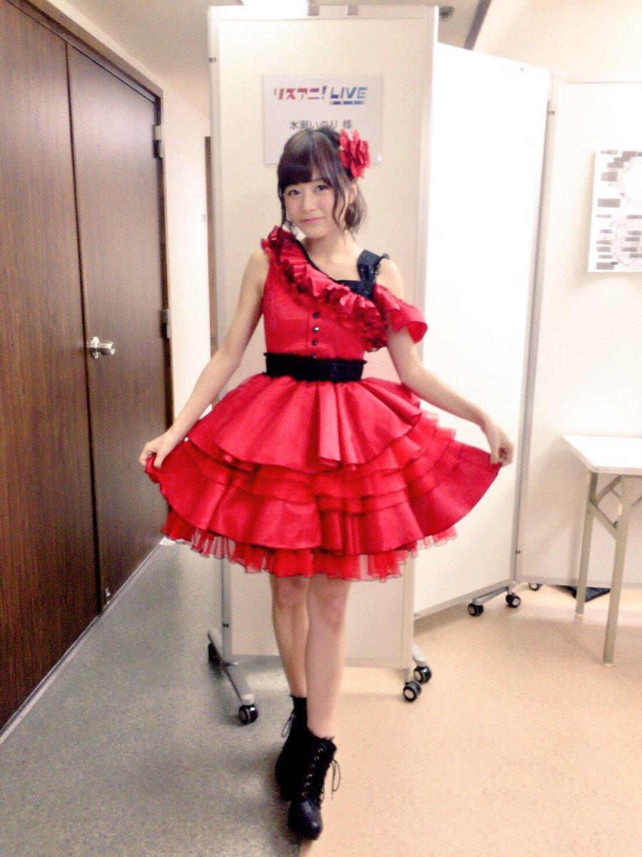 성우 미나세 이노리의 사진, 리스아니! LIVE 2017에서