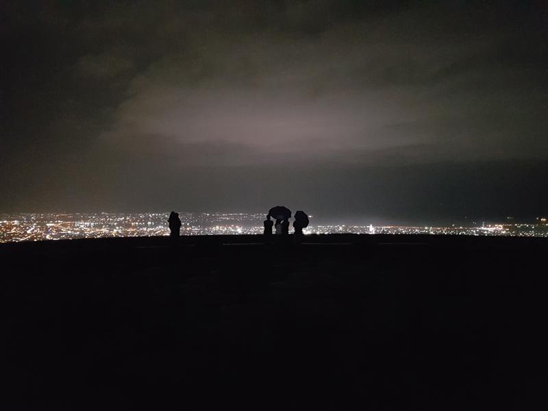 필리핀 세부 여행 #2 천둥벼락 치는 탑스힐 전망대