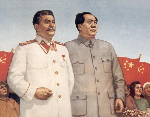 1949년의 모택동, 스탈린이 중국혁명을 방해했다!