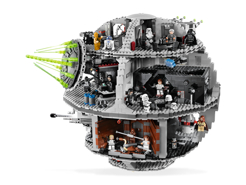 레고(LEGO) 데스스타(Death Star) 새롭게 등장