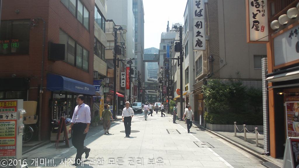 2016. 07. 12. 김백수, 東京을 거닐다 / (31) 니혼..